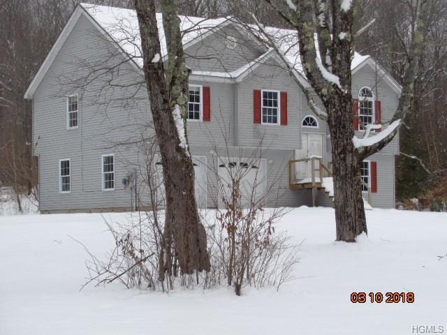 1123 Briggs Highway, Ellenville, NY 12428 (MLS #4811555) :: Michael Edmond Team at Keller Williams NY Realty