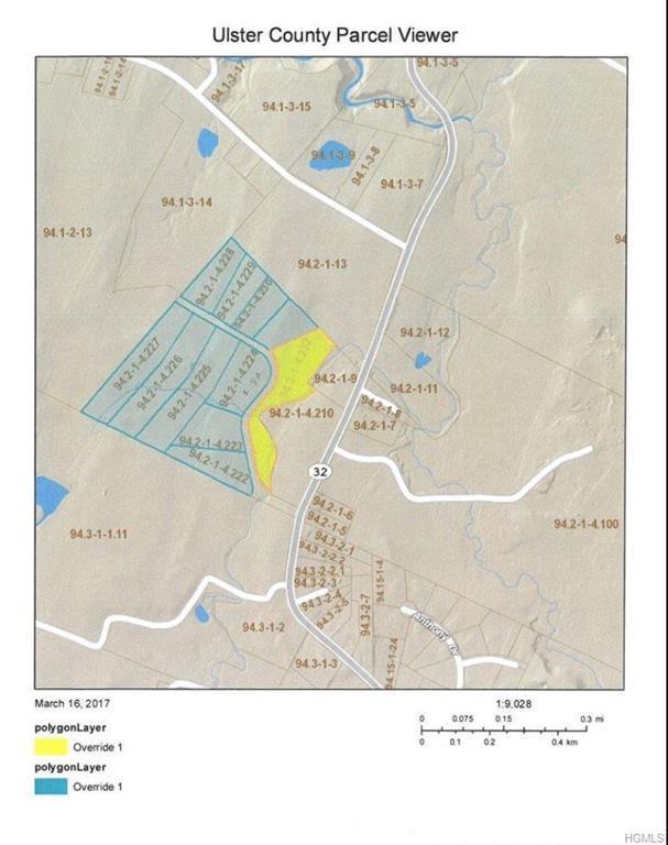 Scenic Meadow Drive, Gardiner, NY 12525 (MLS #4813725) :: Mark Boyland Real Estate Team