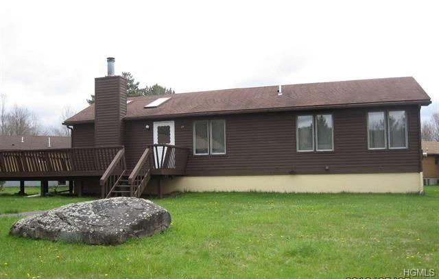 77 Lake View Drive, Swan Lake, NY 12783 (MLS #4814687) :: Mark Boyland Real Estate Team