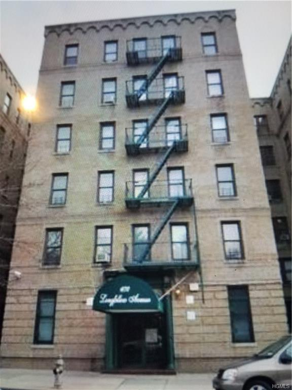 1670 E Longfellow Avenue 4A, Bronx, NY 10460 (MLS #4815050) :: William Raveis Legends Realty Group