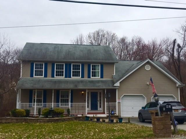 93 Moores Hill Road, New Windsor, NY 12553 (MLS #4816117) :: Mark Boyland Real Estate Team