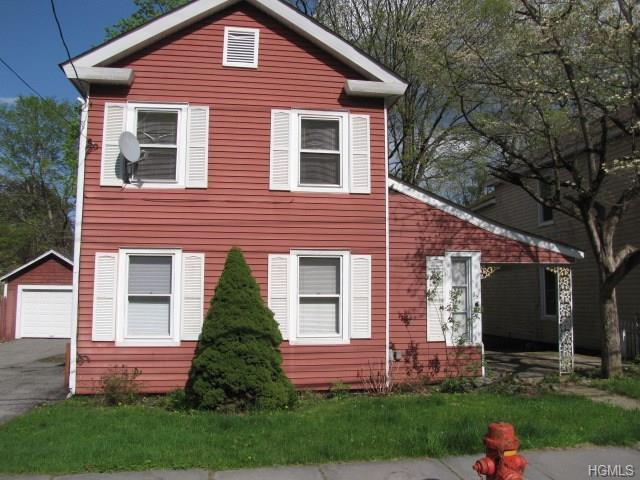 65 Hudson Street, Port Jervis, NY 12771 (MLS #4820788) :: William Raveis Legends Realty Group