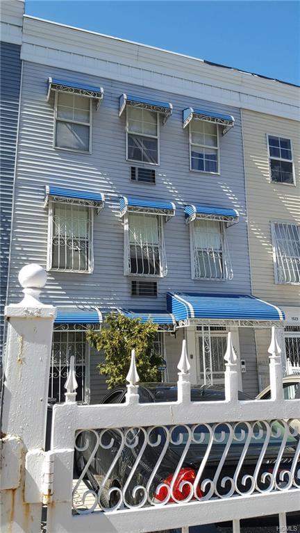 1521 Popham Avenue, Bronx, NY 10453 (MLS #4823908) :: William Raveis Legends Realty Group