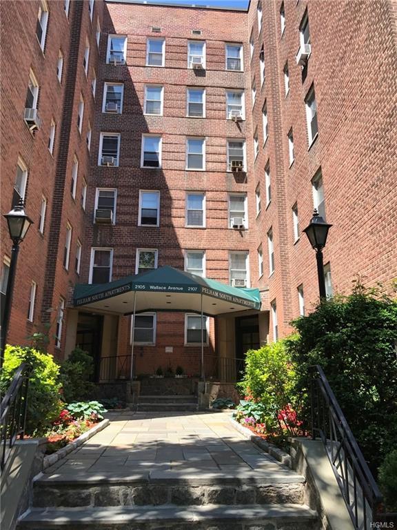 2105 Wallace Avenue 5H, Bronx, NY 10462 (MLS #4823971) :: Mark Boyland Real Estate Team
