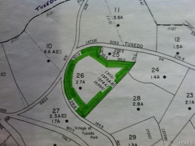 182 Tuxedo Road, Tuxedo Park, NY 10987 (MLS #4831393) :: Mark Seiden Real Estate Team