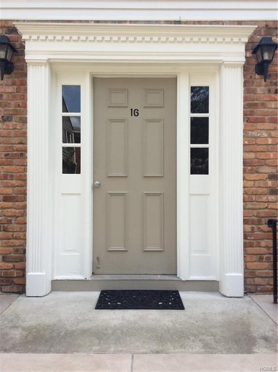 16 Somerset Drive 25 Q, Suffern, NY 10901 (MLS #4831722) :: William Raveis Baer & McIntosh