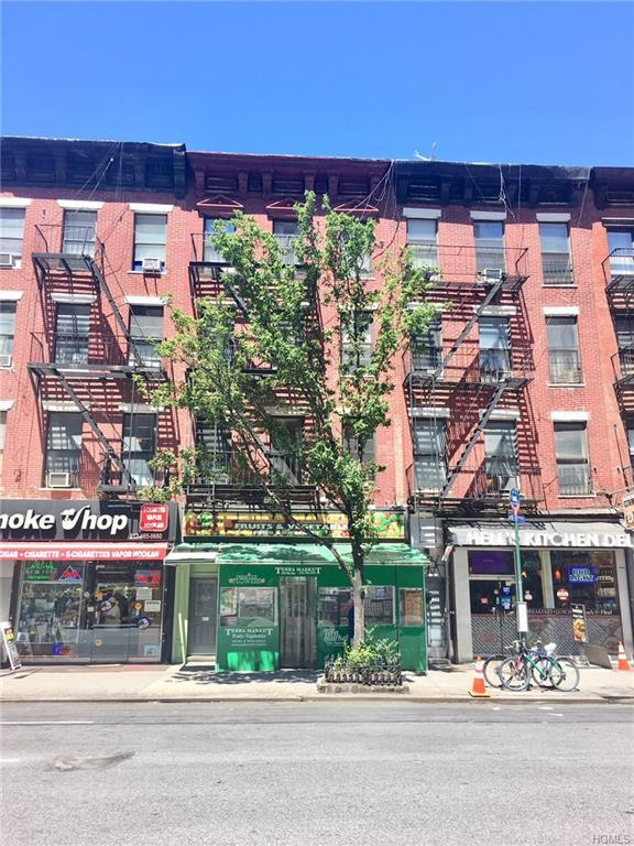 533 9th Avenue, New York, NY 10018 (MLS #4831950) :: Mark Boyland Real Estate Team