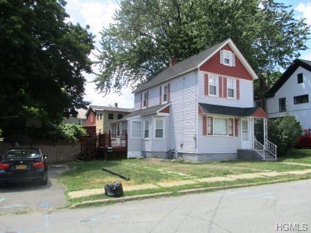 30 Hamilton Street, Port Jervis, NY 12771 (MLS #4832698) :: Mark Seiden Real Estate Team