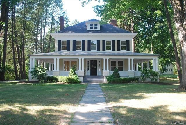 21 Chestnut Street, Rhinebeck, NY 12572 (MLS #4832971) :: Mark Boyland Real Estate Team