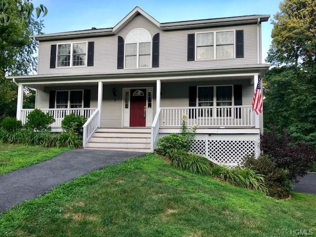 3 Spring Meadow Way, Newburgh, NY 12550 (MLS #4832976) :: Michael Edmond Team at Keller Williams NY Realty