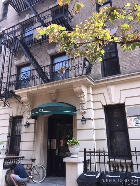 523 W 143rd Street 2A, New York, NY 10031 (MLS #4833046) :: William Raveis Legends Realty Group