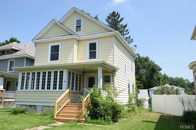 178 Hooker Avenue, Poughkeepsie, NY 12603 (MLS #4833693) :: Mark Seiden Real Estate Team