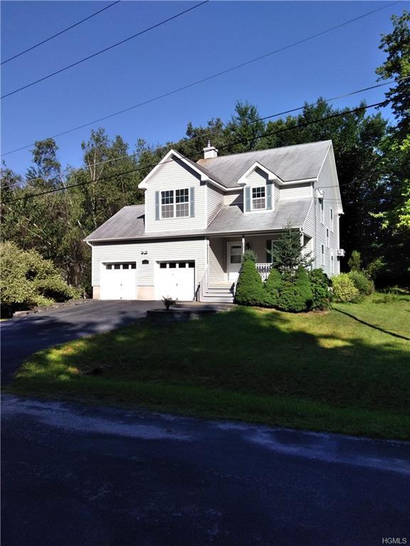 15 Pinehurst Drive, Liberty, NY 12754 (MLS #4833951) :: Michael Edmond Team at Keller Williams NY Realty