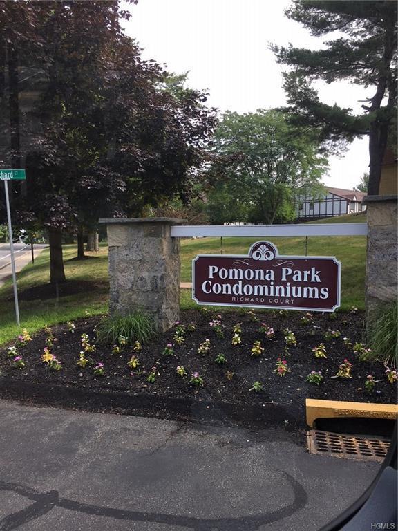 341 Richard Court 34A, Pomona, NY 10970 (MLS #4836133) :: Mark Boyland Real Estate Team