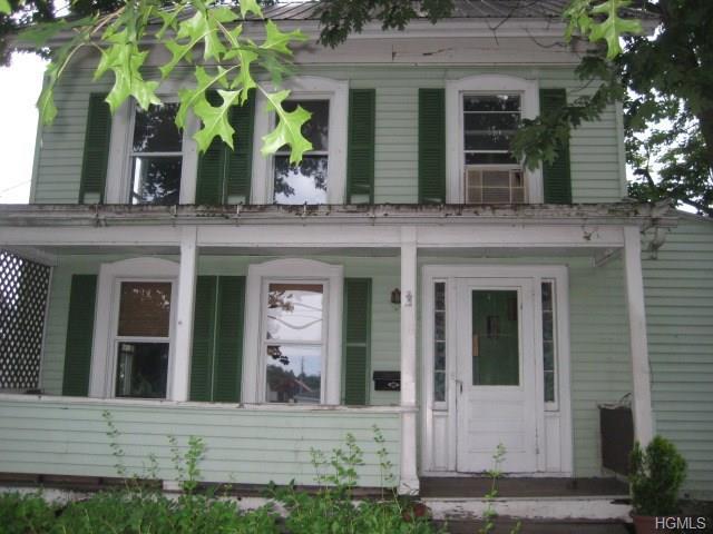 136 Ball Street, Port Jervis, NY 12771 (MLS #4839371) :: Stevens Realty Group
