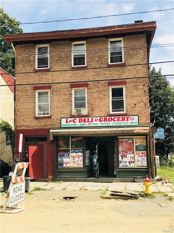 362 Liberty Street, Newburgh, NY 12550 (MLS #4841592) :: William Raveis Baer & McIntosh