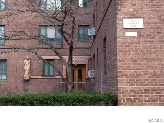 1521 Unionport Road 10F, Bronx, NY 10462 (MLS #4841768) :: Mark Boyland Real Estate Team