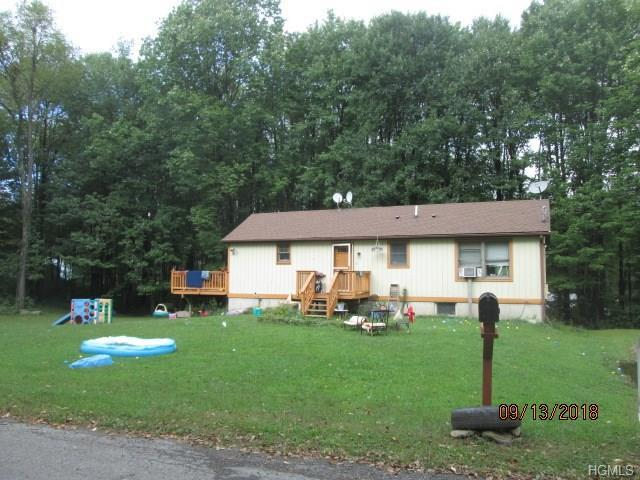 1742 Old Greenfield Road, Ellenville, NY 12428 (MLS #4843080) :: Shares of New York