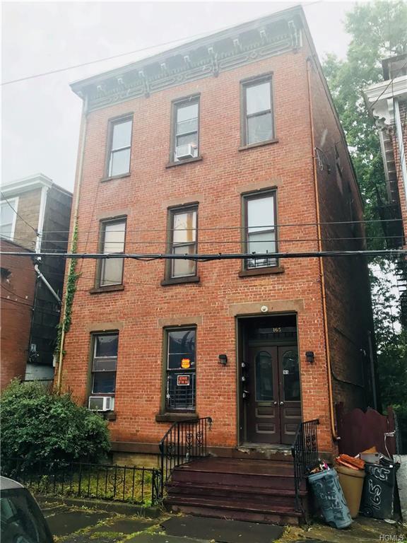 165 Liberty Street, Newburgh, NY 12550 (MLS #4843142) :: Mark Boyland Real Estate Team