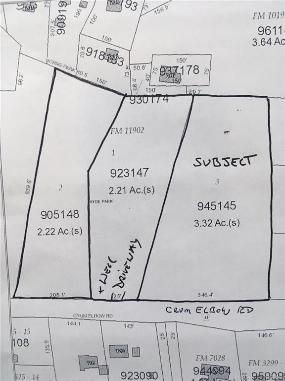Crum Elbow Road, Poughkeepsie, NY 12601 (MLS #4843414) :: Mark Boyland Real Estate Team