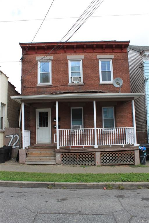 72 Hasbrouck Street, Newburgh, NY 12550 (MLS #4844555) :: Mark Boyland Real Estate Team