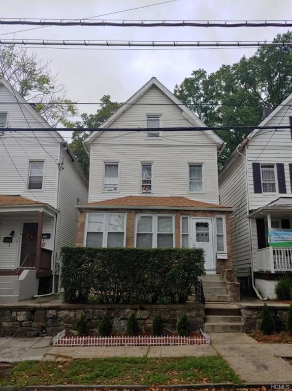 256 Franklin Avenue, Mount Vernon, NY 10553 (MLS #4847289) :: Mark Boyland Real Estate Team