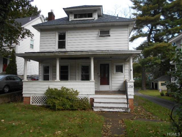 174 Hooker Avenue, Poughkeepsie, NY 12603 (MLS #4848402) :: Shares of New York