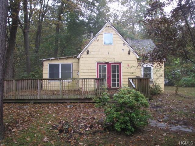 14 Grove Street, Godeffroy, NY 12729 (MLS #4848565) :: Mark Seiden Real Estate Team