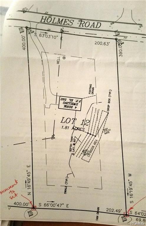 149 Holmes Road, Newburgh, NY 12550 (MLS #4850762) :: Mark Boyland Real Estate Team