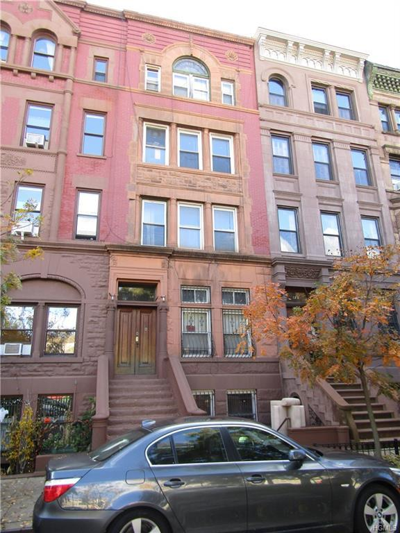 118 W 121st Street, New York, NY 10027 (MLS #4852791) :: William Raveis Legends Realty Group