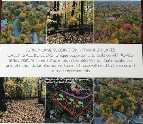 950 Surrey Lane, Other, NY 07417 (MLS #4856022) :: Mark Boyland Real Estate Team