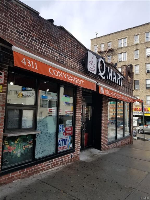 4311 Broadway, New York, NY 10033 (MLS #4903354) :: Mark Boyland Real Estate Team