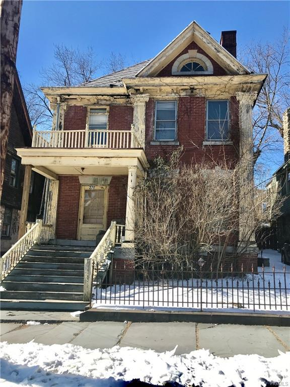 271 Liberty Street, Newburgh, NY 12550 (MLS #4904032) :: William Raveis Baer & McIntosh