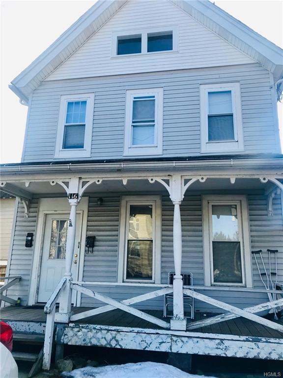 116 Cottage Street, Middletown, NY 10940 (MLS #4905419) :: Stevens Realty Group