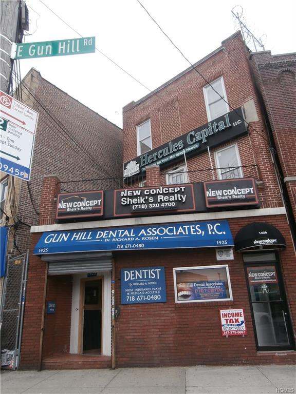 1425 E Gun Hill Road, Bronx, NY 10469 (MLS #4906472) :: William Raveis Legends Realty Group