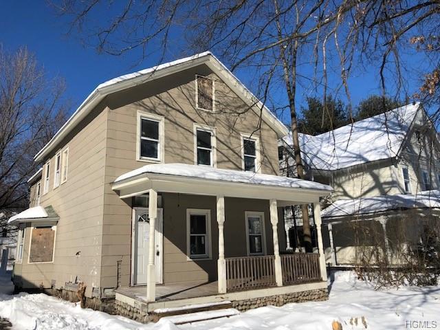 17 Church Street, Ellenville, NY 12428 (MLS #4908840) :: Mark Boyland Real Estate Team