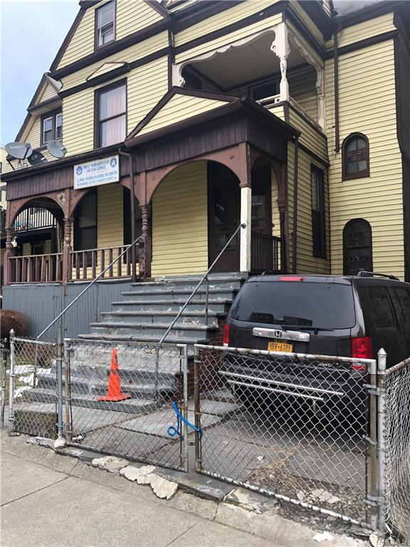 1074 Cauldwell Avenue, Bronx, NY 10456 (MLS #4915196) :: Mark Boyland Real Estate Team
