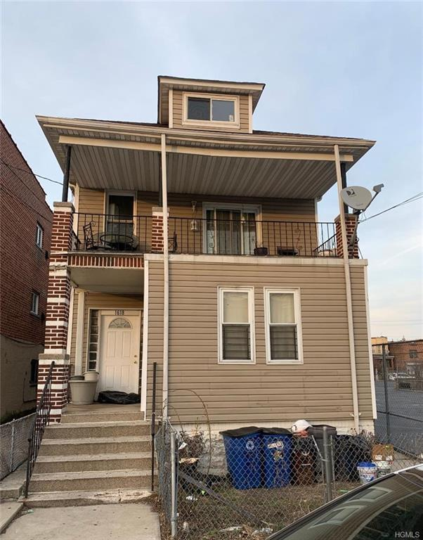 1618 Parker Street, Bronx, NY 10462 (MLS #4915354) :: William Raveis Legends Realty Group