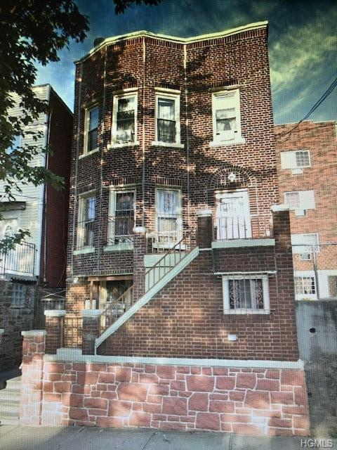 1827 Amethyst Street, Bronx, NY 10462 (MLS #4915422) :: William Raveis Legends Realty Group