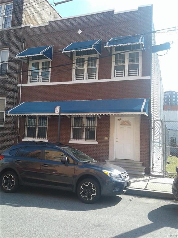 730 E 212 Street, Bronx, NY 10467 (MLS #4915938) :: Mark Seiden Real Estate Team