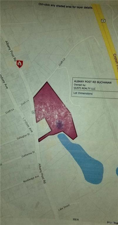Albany Post Road, Buchanan, NY 10511 (MLS #4916447) :: Mark Seiden Real Estate Team