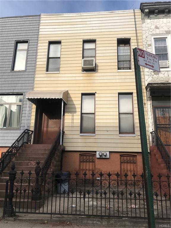 1071 Halsey Street, Brooklyn, NY 11207 (MLS #4926130) :: Mark Boyland Real Estate Team