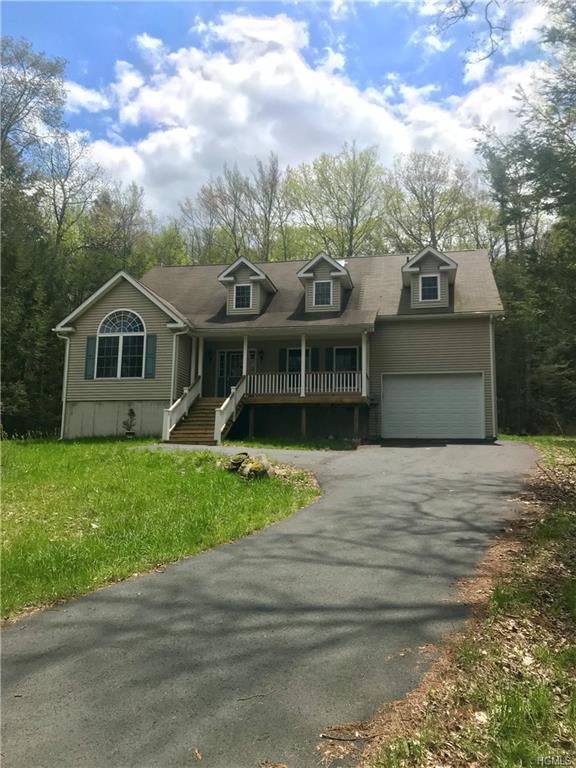 66 Highland Lake Road, Eldred, NY 12732 (MLS #4935288) :: Mark Boyland Real Estate Team