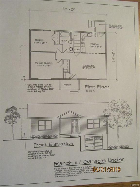 1 Stoney Trail, Wurtsboro, NY 12790 (MLS #4939087) :: Mark Boyland Real Estate Team
