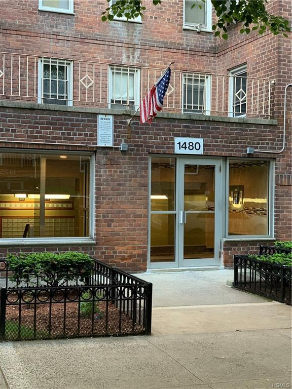 1480 Thieriot 5N, Bronx, NY 10460 (MLS #4940191) :: Mark Boyland Real Estate Team