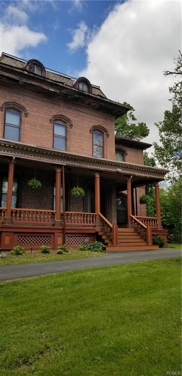 317 Grand Street, Newburgh, NY 12550 (MLS #4941706) :: The Anthony G Team