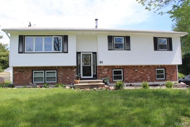 21 Ben Lomond Drive, Middletown, NY 10941 (MLS #4954714) :: William Raveis Legends Realty Group