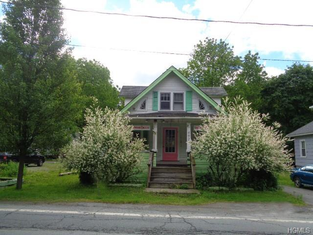 4929 State Route 52, Jeffersonville, NY 12748 (MLS #4957266) :: William Raveis Legends Realty Group