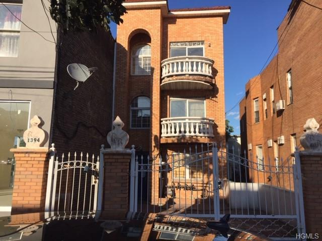 1394 Commonwealth Avenue, Bronx, NY 10472 (MLS #4958066) :: Mark Boyland Real Estate Team