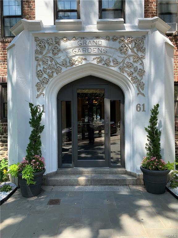 61 W Grand Street 0C, Mount Vernon, NY 10552 (MLS #4990625) :: Mark Boyland Real Estate Team